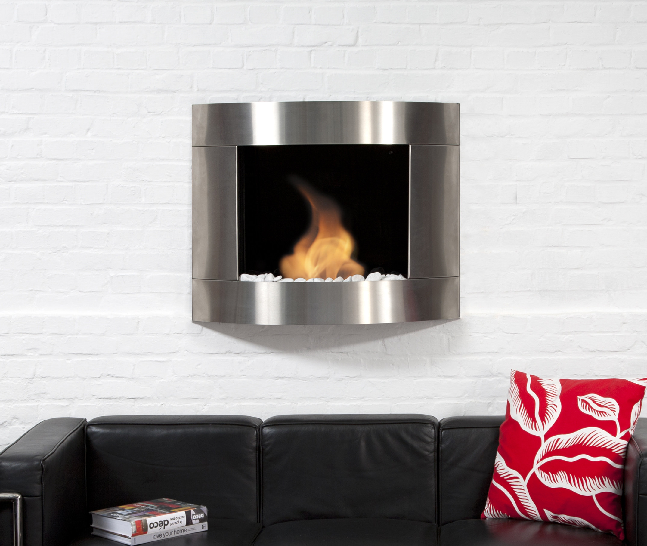 webshop wall mounted bio blaze fireplaces