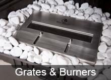 Grates & Burners